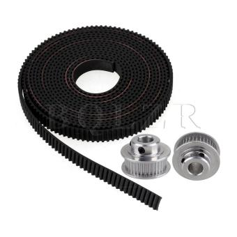 GT2 36T 8mm Bore Timing Belt Pulley with 2mm Pitch Belt for 3DPrinter - Intl Price Philippines