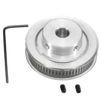 GT2 Timing Belt Pulleys 60 Tooth 60T 8mm Bore for RepRap Prusa Mendel 3D Printer - intl Price Philippines