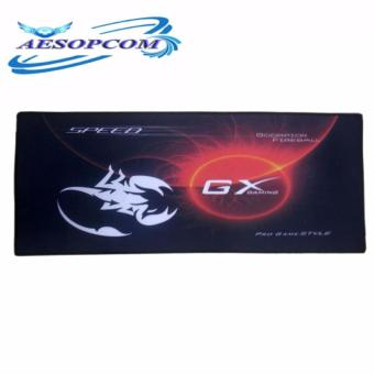 GX Gaming Scorpion Fireball Speed Gaming MousePad Mouse Pad (Large)