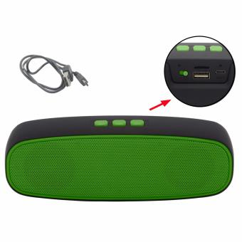 H-966 Portable Wireless Stereo Bluetooth Speaker #0128