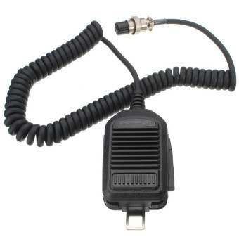 Hand Microphone 8Pin for ICOM HM36 HM-36/28 IC-718 IC-775 IC-7200/7600I + Track - Intl - 2
