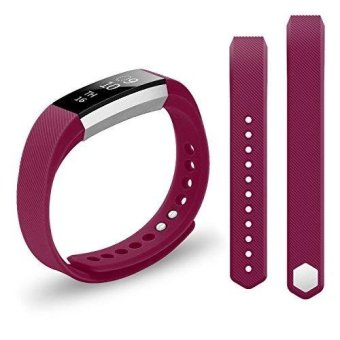 Hanlesi Strap for Fitbit Alta and Alta HR , TPU Soft SiliconeAdjustable Replacement Band for Fitbit Alta and Alta HR SmartwatchHeart Rate Fitness Wristband - intl
