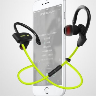 Hanyu Sport Running Stereo Blutooth Headphones Blutooth 4.1 Wireless In-Ear Earphone Headset for iPhone