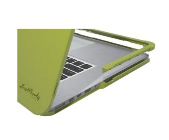 "Hard Candy Hard Shell Mac Book Air 13"" Case (Lime) - 3"