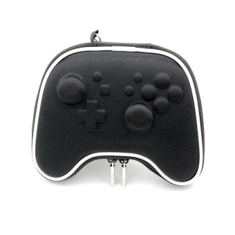 Hard Shell Carrying Case Bag for Nintendo Switch Pro Controller(Black) - intl