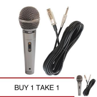 HDT H-97i Professional Hyper-Cardioid Dynamic Microphone Buy 1 Take 1