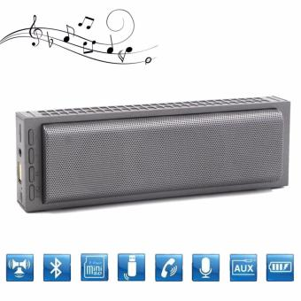 HDY-009 New Wireless Portable Bluetooth Speaker (Charcoal Gray)