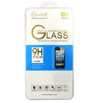Hello- G Full Cover Tempered Glass for LG Q6