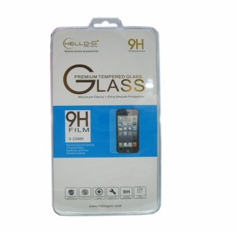 Hello-G Tempered Glass For Alcatel One Touch Flash Plus