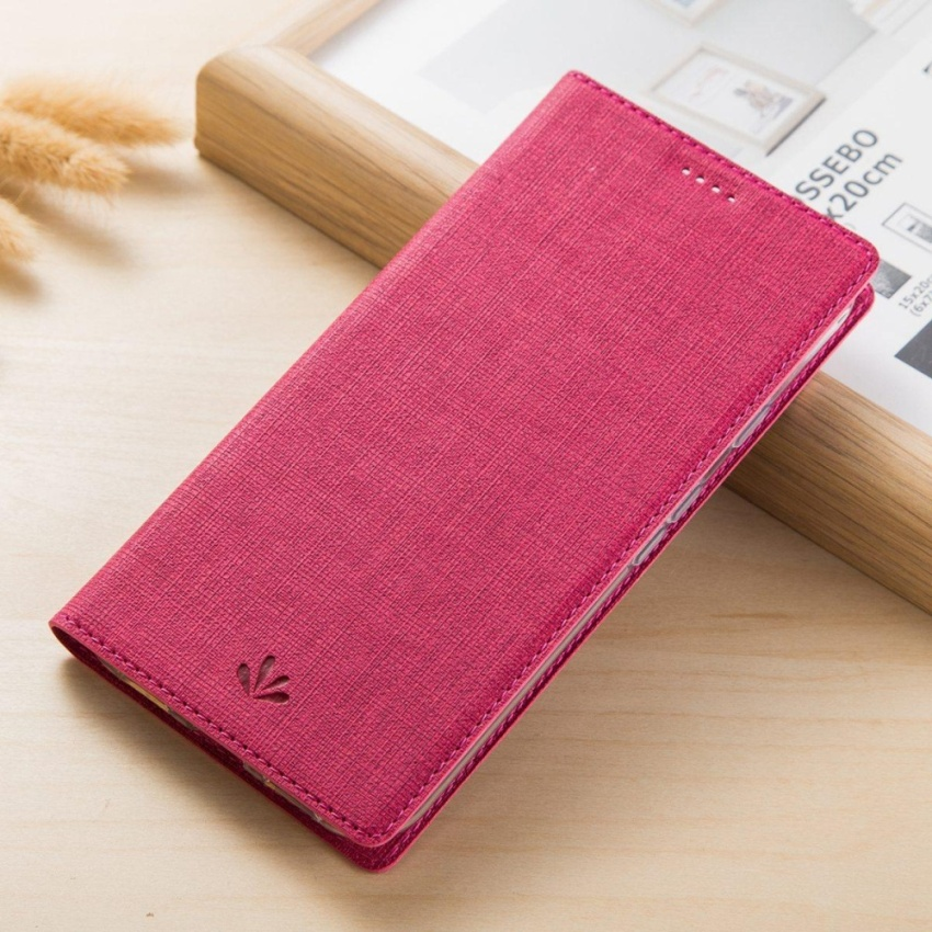 ... Hicase Slim PU Leather Flip Protective Magnetic Cover Case for Asus Zenfone 3 Zoom ZE553KLwith Card ...