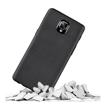Hicase Ultra Light Slim Shockproof Silicone TPU Protective Case Cover for OnePlus 3 / One Plus 3T Silver - 3