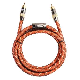 High Performance Digital Coaxial Interconnect Cable Audio/Video RCACable Price Philippines