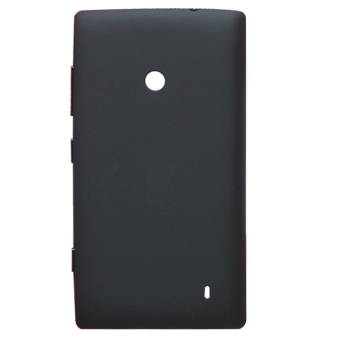 High Quality Back Cover Replacement for Nokia Lumia 520 (Black)