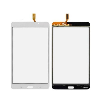 High Quality Touch Screen Glass Digitizer Panel For Samsung GalaxyTab 4 T231 Replacement Touchscreen+3m Tape+Opening RepairTools+glue - intl