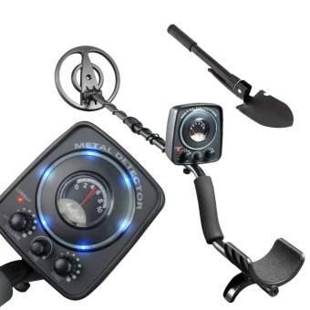 High sensitivity Metal Detector Gold Finder waterproof Adjustable length New - intl