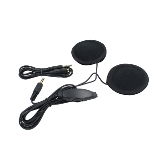 HKS Headset MP3 CD Radio Earphone Speaker for Motorcycle Helmet (Intl) - picture 2