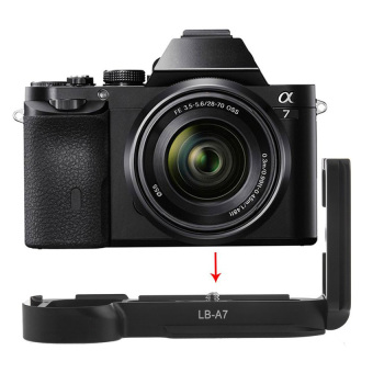 HKS L Plate Quick Release Plate Bracket for Sony Alpha 7 A7 A7RArca Swiss (Intl) Price Philippines