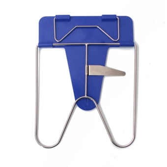 HKS Reading Book Stand for iPad Holder (Blue) (Intl) - picture 2