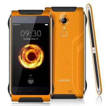 HOMTOM HT20 Pro Outdoor Ragged Tough Smartphone 3GB RAM 32GB ROM Orange - intl