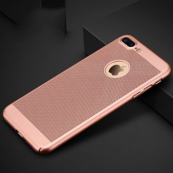Honeycomb Back Cover Heat Dissipation Cooling Housing Cases ForiPhone 6 - intl