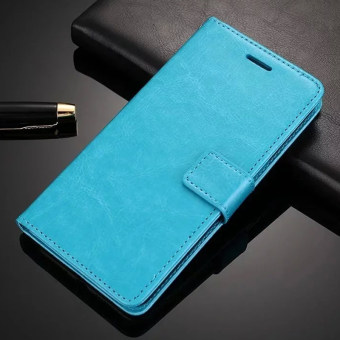 Honor P8/P8 soft silicone whole package drop-resistant flip Leather cover phone case