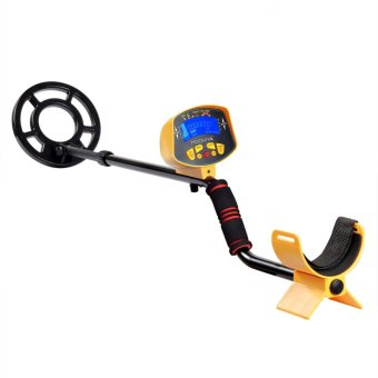 Hoomya Underground Metal Detector with LCD Display Gold MetalDetector Treasure Hunter - intl