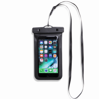 Hot Spring transparent underwater photo shoot diving cover mobile phone waterproof bag