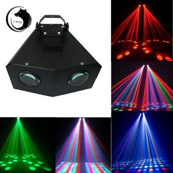 Hot SWEEPER 2 EYES DMX512 Stage Lights 128 LEDs Party DJ Disco ShowUS EU UK AU - intl Price Philippines