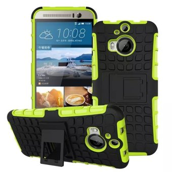 HTC M9 tire pattern shock-resistant protective case