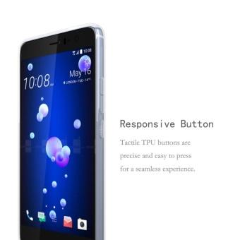 HTC U 11 Case Premium Soft Clear Gel TPU Cover for HTC U 11 U115.
