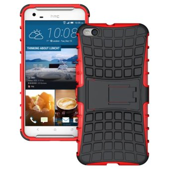 HTC x9 phone tire pattern shock-resistant protective case