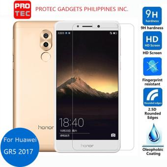 Huawei GR5 2017(Honor 6X) Tempered Glass Screen Protector