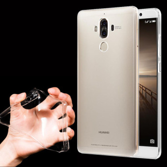 Huawei mate9/mha-al00 silicone transparent brand new soft case phone case