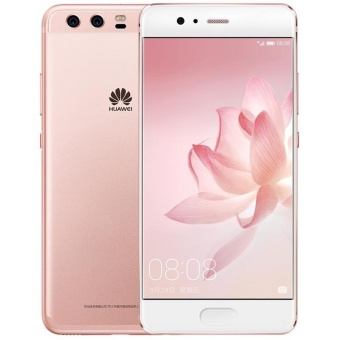 Huawei P10 Plus 6GB+128GB Dual Rear Leica Camera Dual SIM FrontFingerprint Identification 5.5 inch WQHD TFT Screen EMUI 5.1OS(Based on Android 7.0) Kirin 960 Octa Core + Micro Nuclei i6Support OTG Network: 4G(Rose Gold) - intl