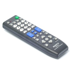 Huayu HR-E876 Universal TV Remote Control (Black) #0123