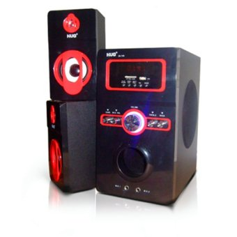 Hug H28-106 MP3 Player with 2.1 FM Radio Sound Systems