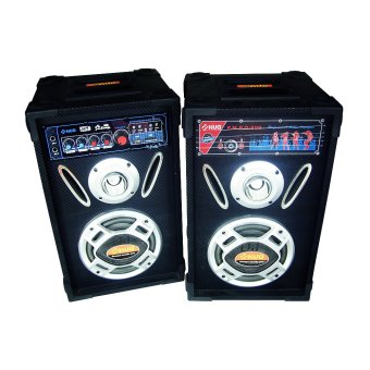 HUG H653 Speaker System with Built-in MP3 Player