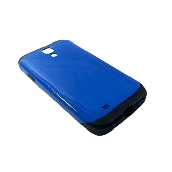 Hybrid Armor Case for Samsung Galaxy S4 (Blue) - picture 2