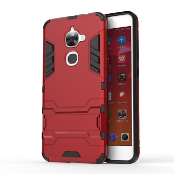 Hybrid Heavy Duty Armor Hard Back Case Cover with kickstand for LeTV LeEco Le 2 X620 / LeEco Le 2 Pro - intl - 2