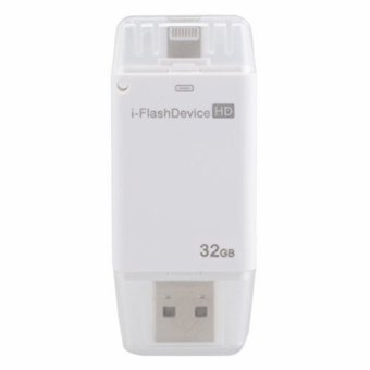 i-Flash HD Drive 32GB for Apple iPhone 6 Plus (White) - picture 2