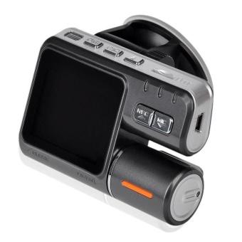 I1000 Car DVR Dual Lens Car Camcorder Allwinner A20 Dash Cam withH.264 Dual Camera 2 Rear View Camera Vehicle DVR Car Black Box -intl - 5