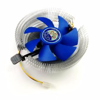 Ice Rain BY775-11 CPU Fan for Intel 775/1156 AMD AM2 939 940 Price Philippines
