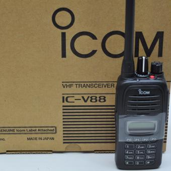 Icom IC-V88 Waterproof Professional Hand Held Radio