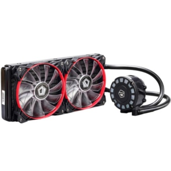 ID-COOLING CPU liquid cooler Frostflow 240L-R for multi-platform - intl