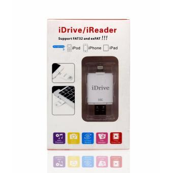 iDrive 16GB iReader OTG USB Flashdrive External Storage for AppleiOs - 2