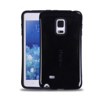 iFace Heavy-Duty Shockproof Hard Case for Samsung Note Edge N9150 (Black) - intl