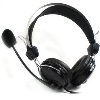 A4tech HS-7P Stereo Headset (Black) Price Philippines