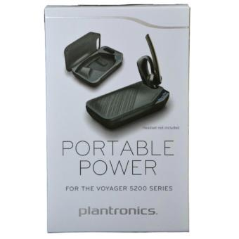Plantronics Portable Power Charging Case for Voyager 5200 - Headset Not Included - intl Price Philippines