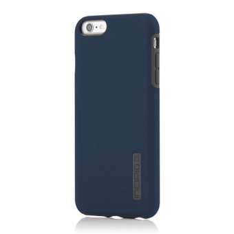 Harga Incipio DualPro HardShell PC Case with Impact Absorbing Core for Apple iPhone 7 Plus (Navy Blue)
