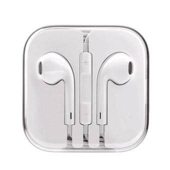 Apple Earpods with Volume Controller and Mic (White) Price Philippines